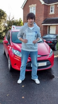 Nice one Phil passed your test first time today with probably the strictest examiner in Worcester and only received 2 minor faults! Well done mate. Drive Safe!...