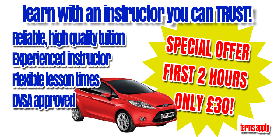 Learn to drive in Malvern with driving lessons from a fully qualified driving instructor.